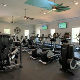 Fitness Center (Interior)